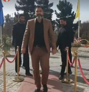شهرام نیریزی/ مشاور رسانه ای شهردار کرمانشاه