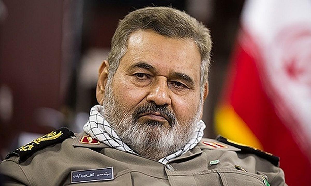 سرلشکر فیروزآبادی درگذشت