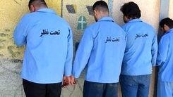 کلاهبرداران سامانه ثنا دستگیر شدند