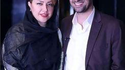 ماجرای طلاق شهاب حسینی و همسرش پریچهر فاش شد