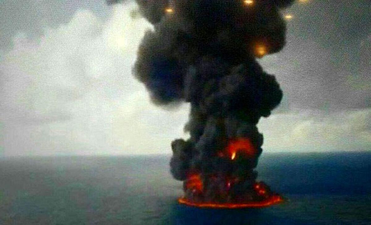 فیلم صدای شهدای کشتی سانچی در 16 دی ماه 99 +عکس