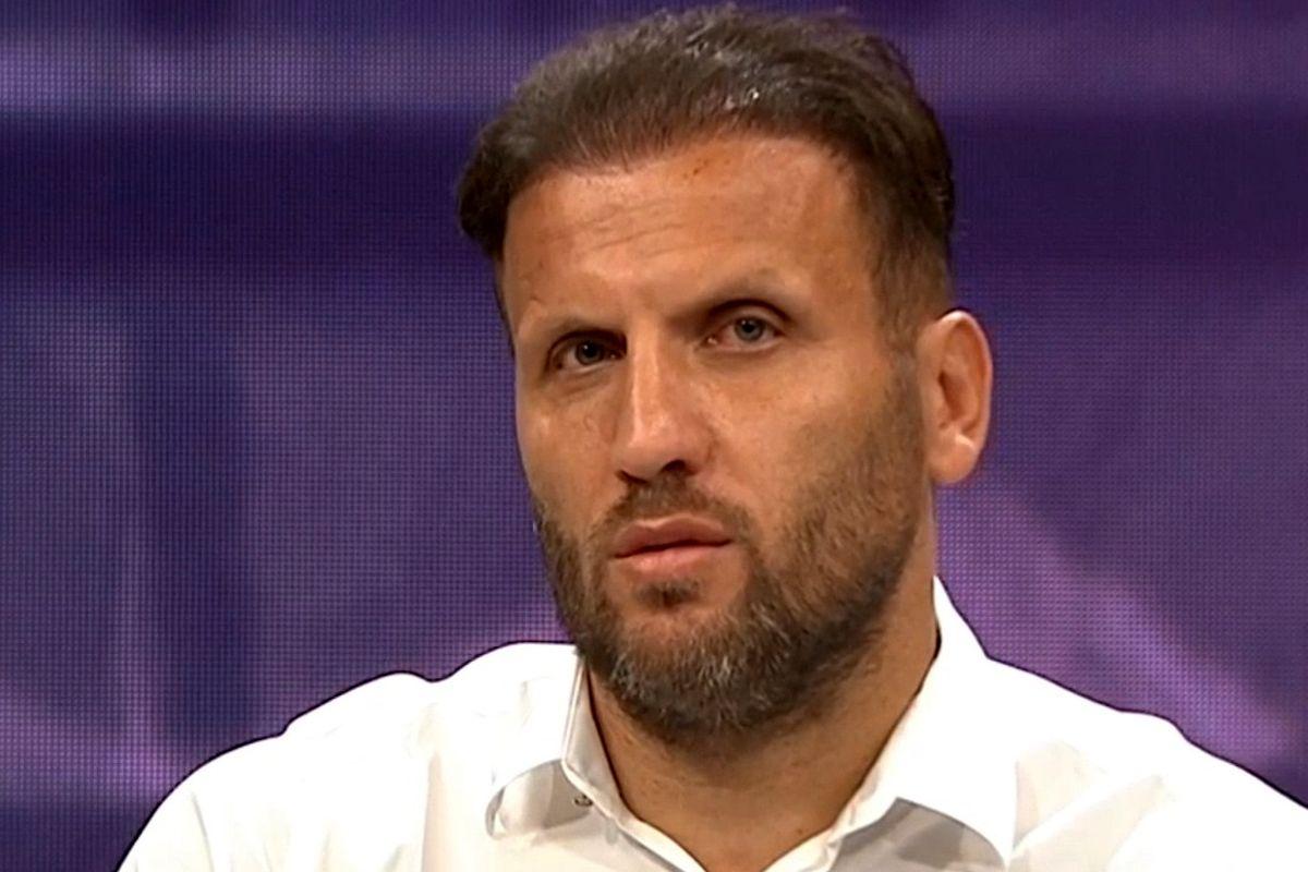 خالکوبی فوتبالیست معروف همه را شوکه کرد (عکس)