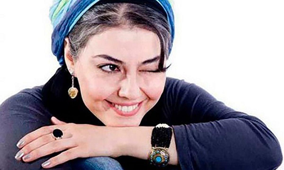 کار زیبای آناهیتا همتی برای مرحوم بابک خرمدین + فیلم