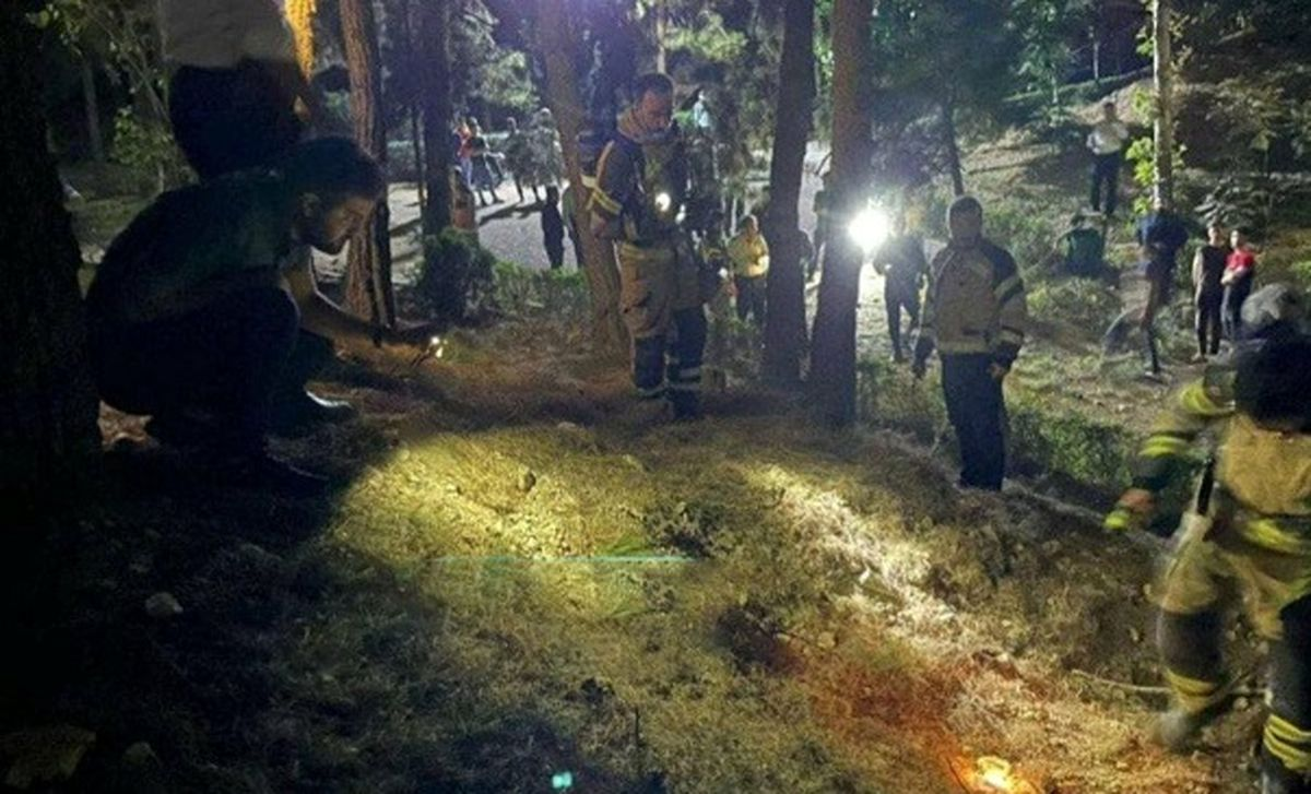 جزئیات کامل انفجار در تهران / حادثه تروریستی در پارک ملت رخ داد !