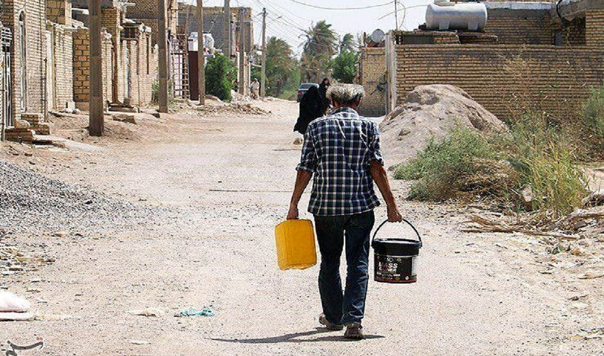 بحران آب خوزستان کی حل می شود ؟ / خوزستان آب ندارد