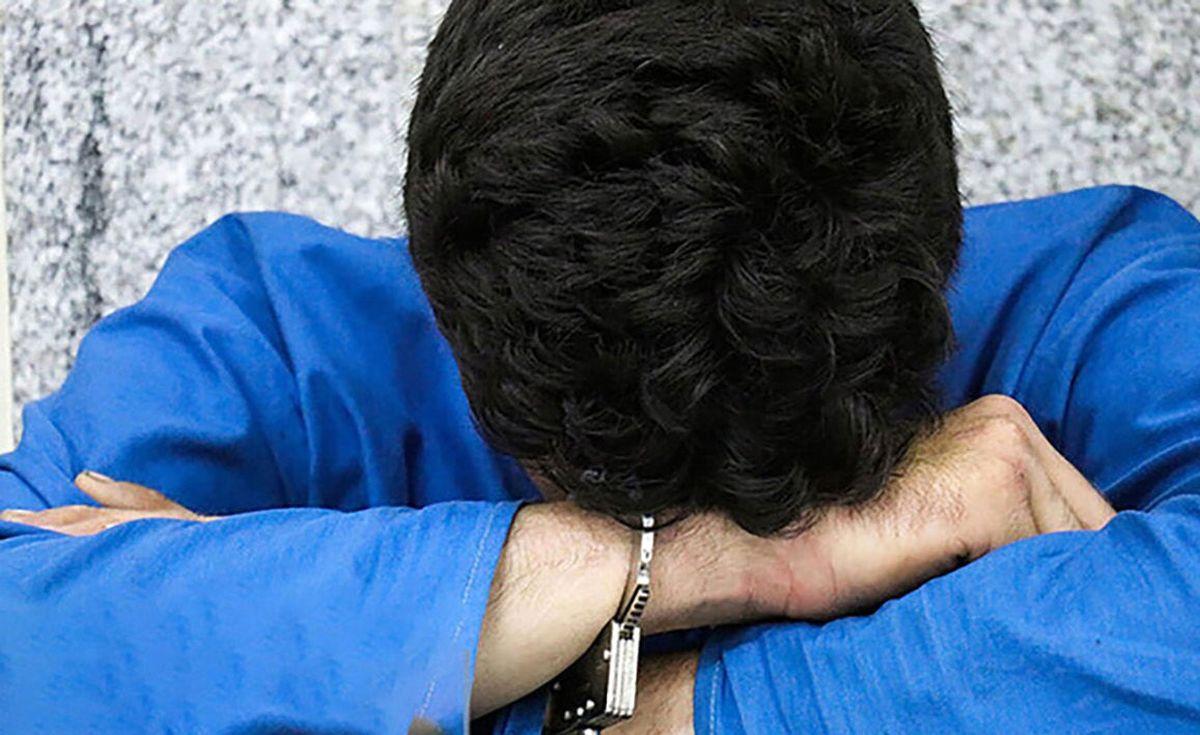 ردپای قاتل کرجی از کشتن و سوزاندن جنازه در جاده تاریک
