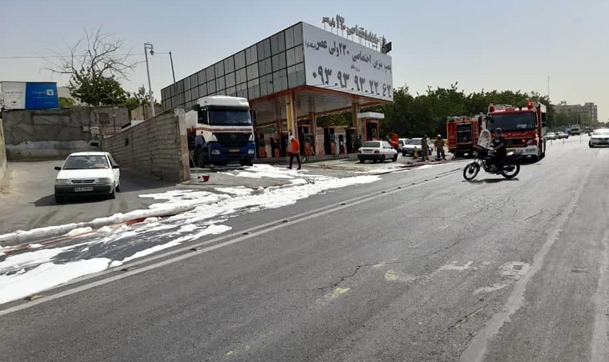 انفجار مهیب در شهران تهران همه را به وحشت انداخت/ بوی بنزین در شهر+ فیلم و عکس