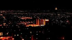 علت قطعی برق پراکنده در تهران پیست؟