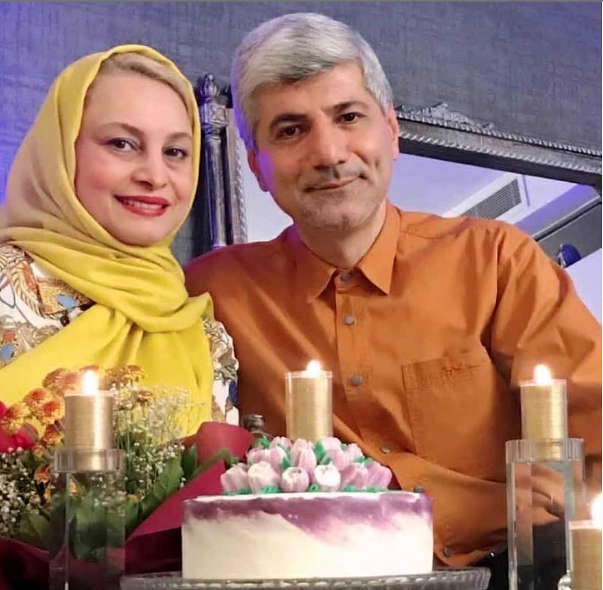 مریم کاویانی و همسر دیپلماتش جدا شدند؟!| خانم و آقا اعتراف کردند!