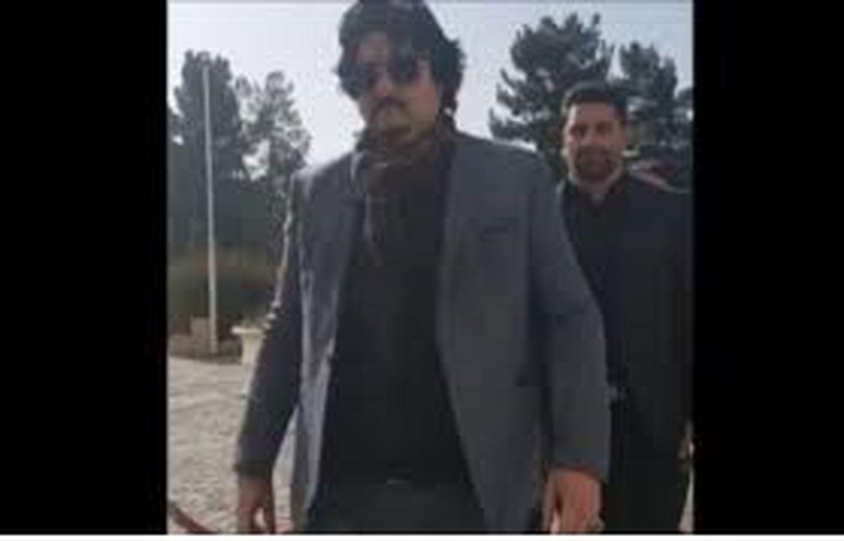 ویدئو مشاور رسانه ای شهردار کرمانشاه جنجالی شد/  نیریزی: بادیگارد هم ندارم