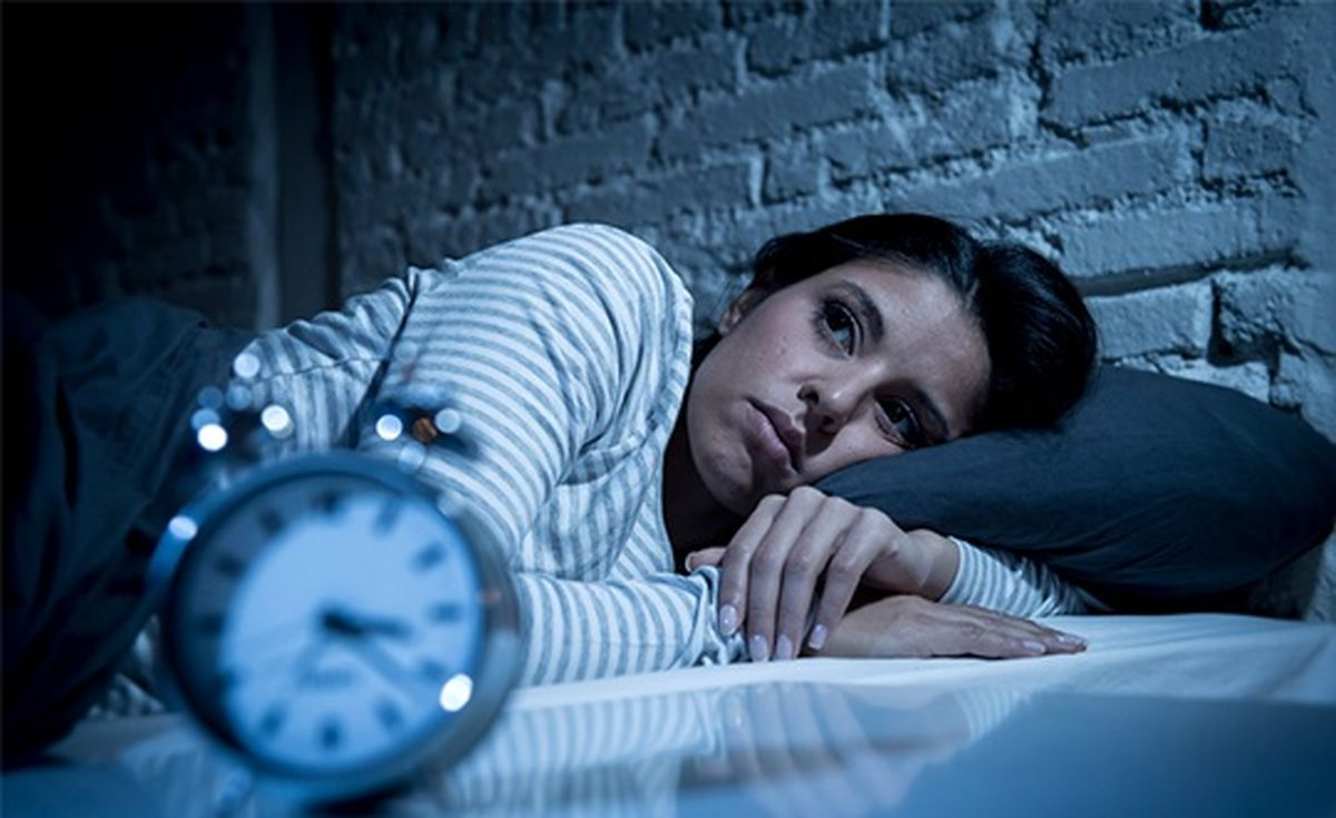 عوارض وحشتناک کم خوابی