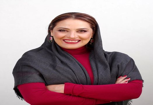 سلفی شبنم مقدمی در کنار بازیگر مرد جنجالی