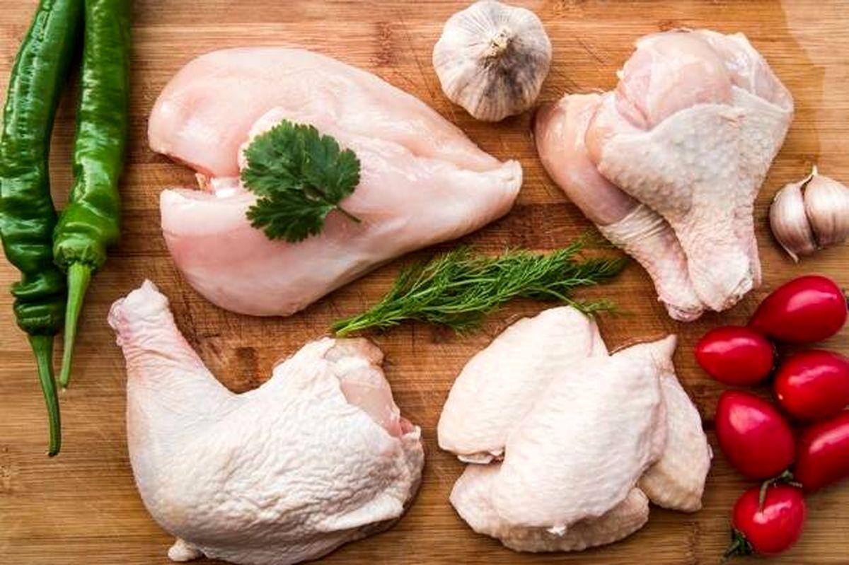 بازار قیمت مرغ در ماه مبارک رمضان + جزئیات