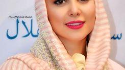 الناز حبیبی در جشنواره فجر از برادرش رونمایی کرد!/ عکس دیده نشده الناز حبیبی