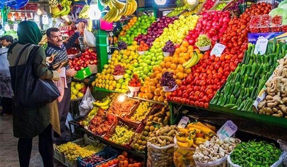 قیمت انواع میوه و تره بار در میادین 21 بهمن 99  + جزئیات مهم