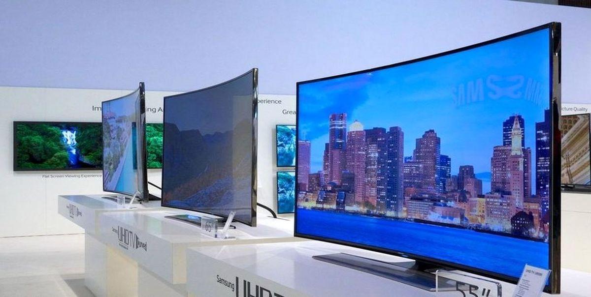 قیمت تلویزیون در بازار + جدول