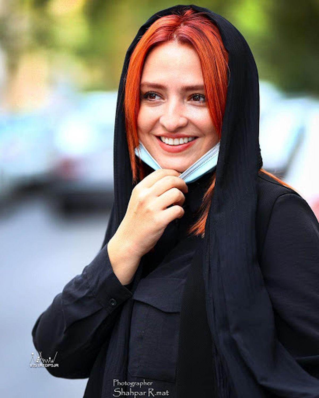استایل متفاوت گلاره عباسی/ عکس