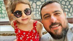 """عکس جدید """"محسن کیایی"""" و همسرش"""