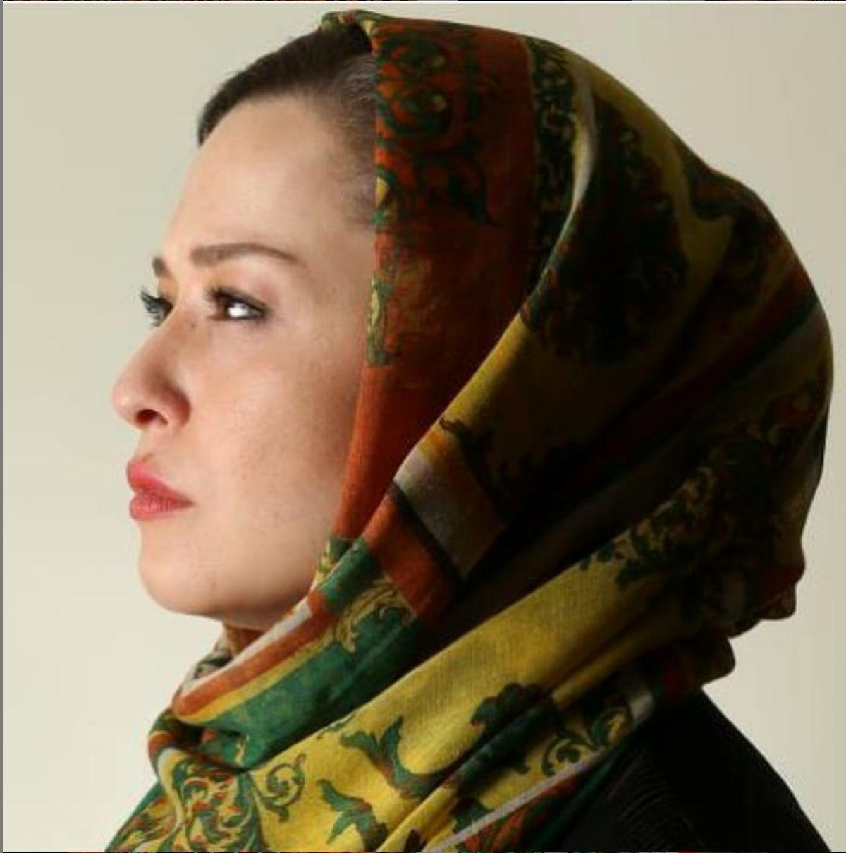 مهراوه شریفینیا داور مسابقه استعدادیابی