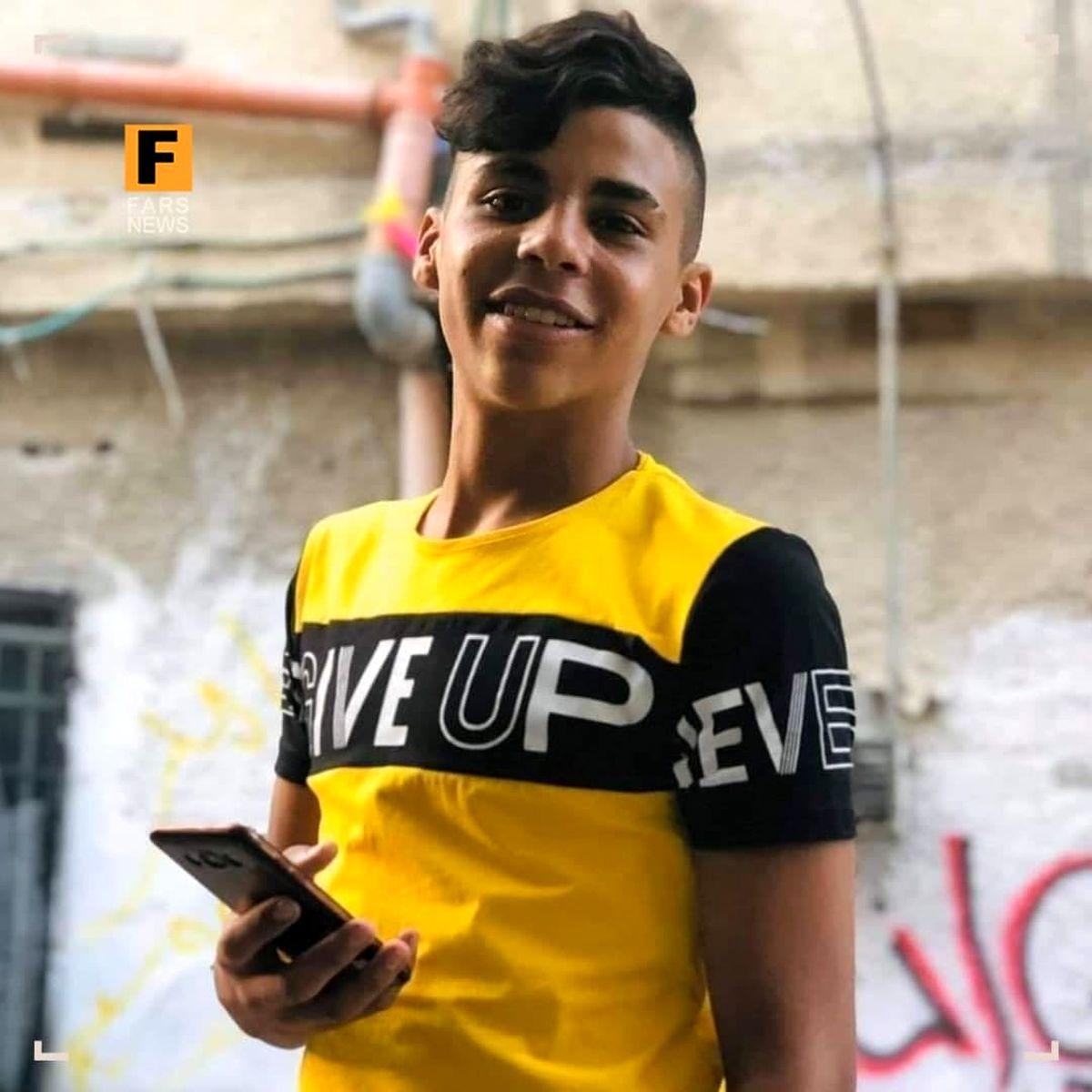 نوجوان فلسطینی ذبح شد