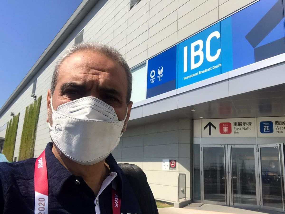 وقتی جواد خیابانی ژاپنی صحبت میکند! + ویدئو