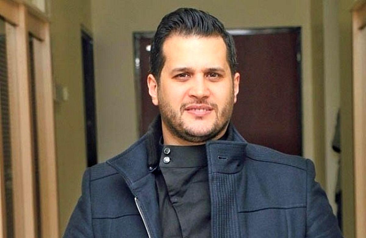 سیاوش خیرابی داوطلب واکسن ایرانی کرونا شد