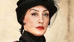 عکس های لو رفته از هدیه تهرانی در حال کولبری چوب