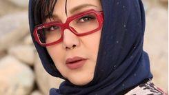 حرکت ناجور بهنوش بختیاری در نشست خبری+عکس