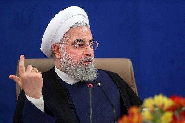 انتقاد تند روحانی به FATF  / تحریم ها باید از رو دوش مردم برداشته شود +فیلم