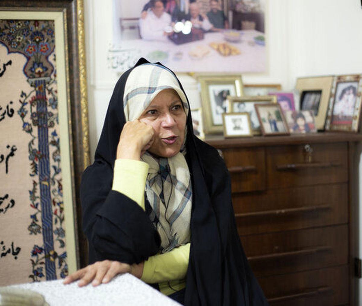 واکنش تند اصلاح طلب به فائزه هاشمی + جزئیات