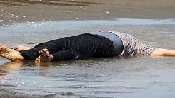 مرگ مشکوک این مرد 47 ساله / جنازه او در دریا پیدا شد