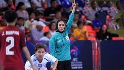 گلاره ناظمی داور قهرمان زن ایرانی است