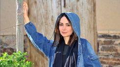 میکاپ پر زرق و برق مریم خدارحمی بازیگر زیبای سینما