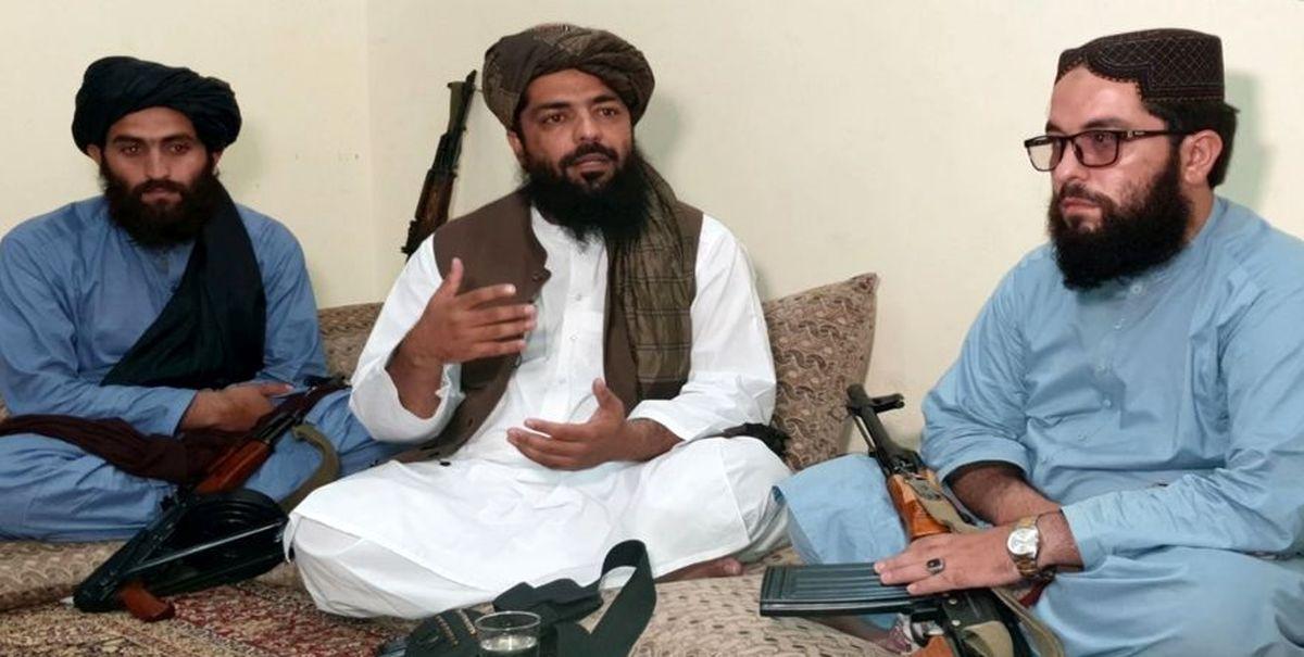 رهبر طالبان کشته شد؟  فیلمی از خانه رهبر طالبان
