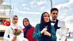 عکس عجیب از پشت صحنه سریال ملکه گدایان