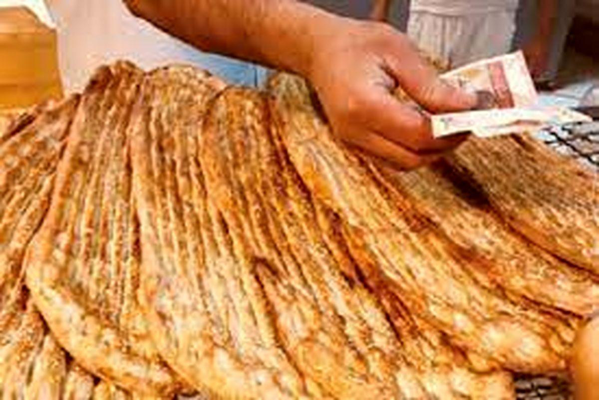 بحران قیمت نان/ نان چقدر گران شد؟+ جزئیات