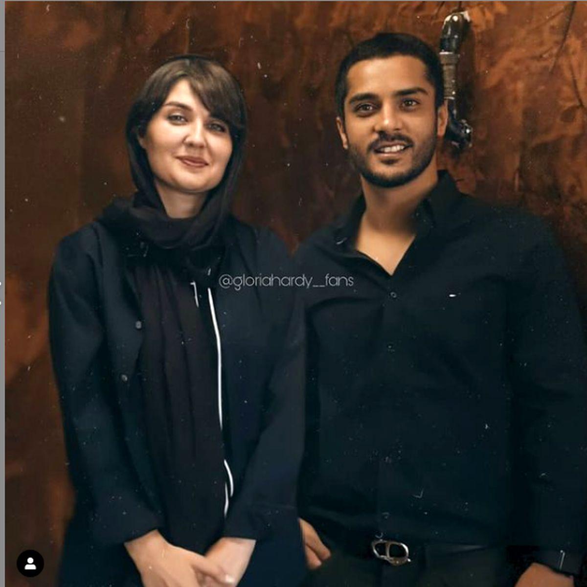 بازیگرانی که همسر خارجی دارند+ عکس جذاب