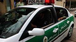 تعقیب و گریز پلیس برای دستگیری یک سارق خطرناک + جزئیات