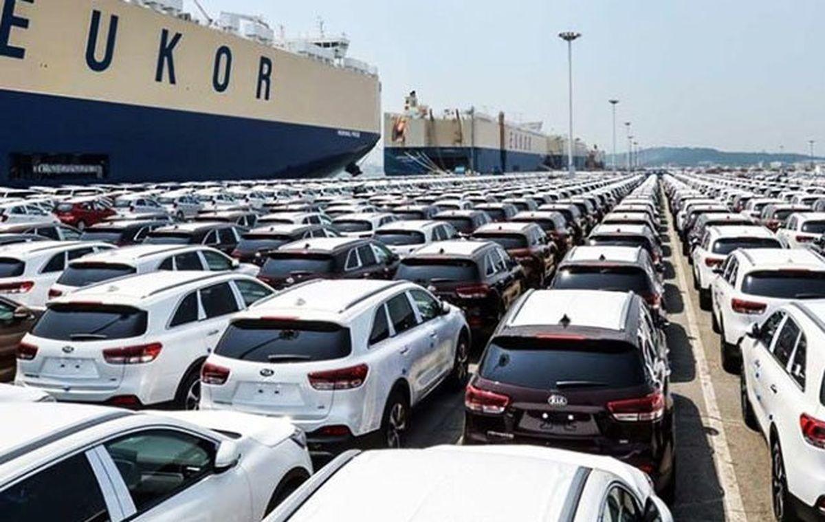 ممنوعیت واردات خودرو ادامه دارد؟