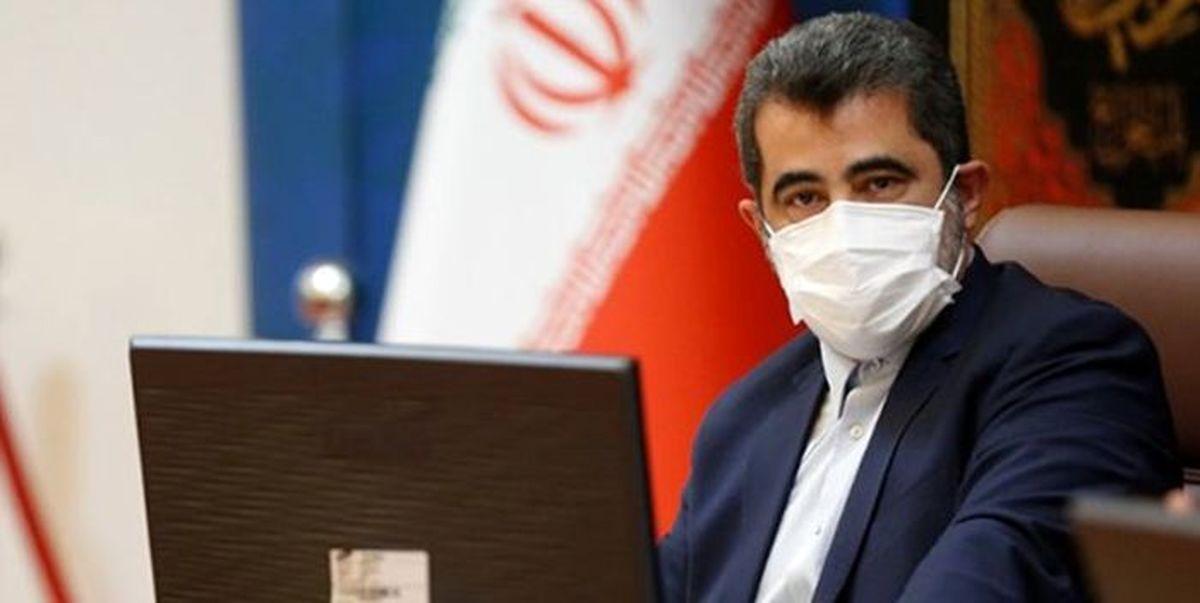 خبر فوری / تمامی اصناف و بانک ها در تهران و کرج به مدت  ۶ روز تعطیل است !