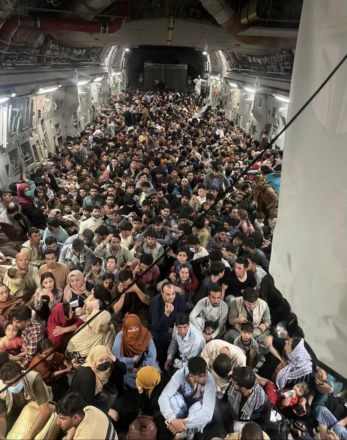 پناهجویان افغان برای فرار از طالبان در کجا ساکن شدند
