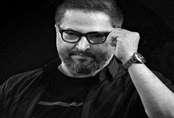 تکمیل آرامگاه مهرداد میناوند در حضور علی کریمی + ویدئو دردناک