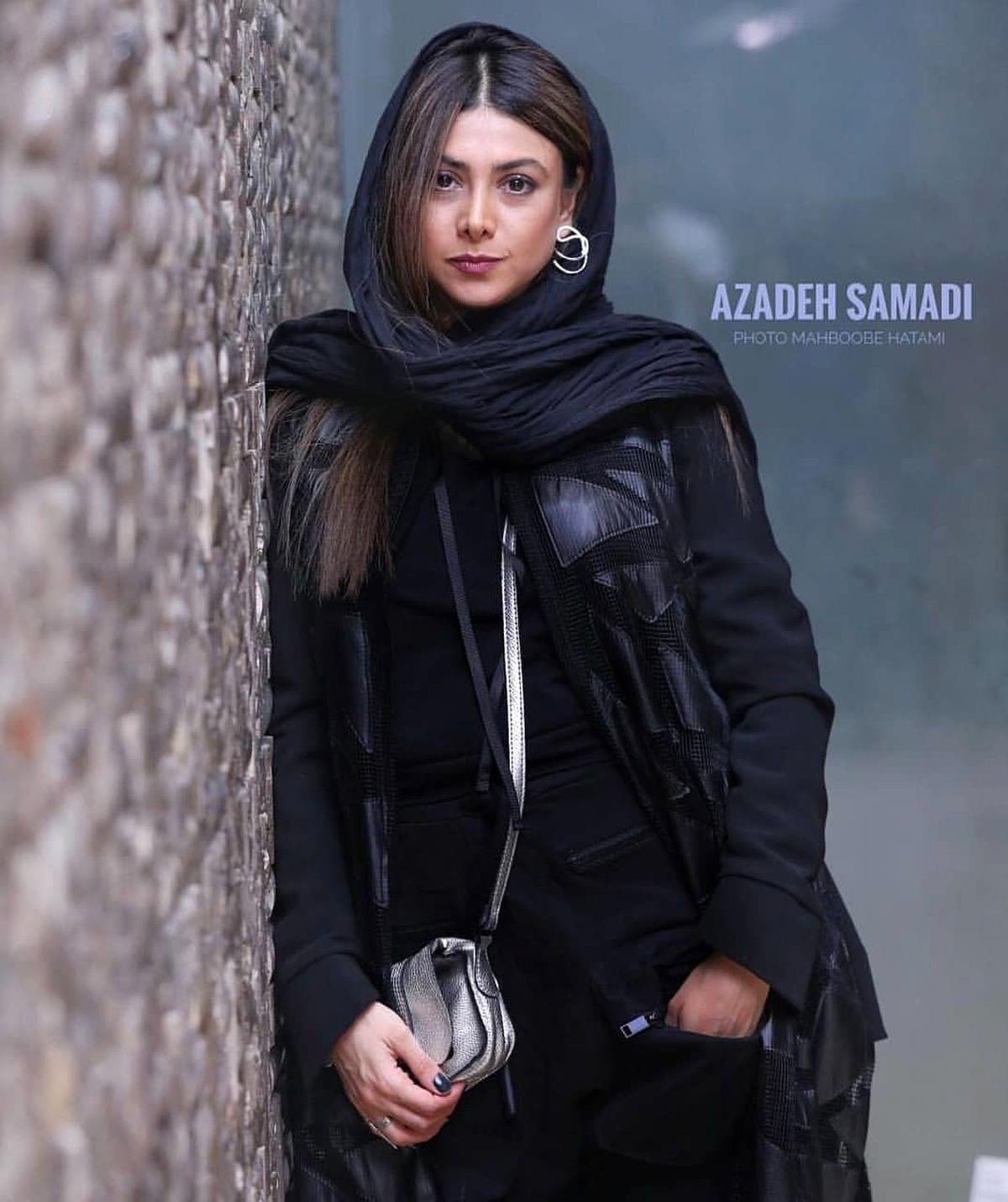 پشت پرده طلاق آزاده صمدی از هومن سیدی / تنفر آزاده نسبت به همسر سابقش + فیلم