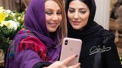 عکس جدید هلیا امامی و ملیکا شریفی نیا در کنا بهنوش بختیاری