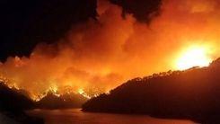 بحران آتش سوزی گسترده در  مناطق گردشگری ترکیه