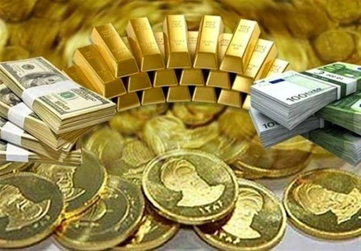 افت قیمت دلار و سکه