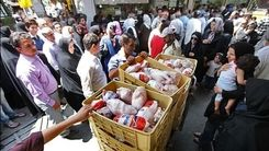 قیمت مرغ در بازار امروز (۱۴۰۰/۰۲/۰۶) + جدول