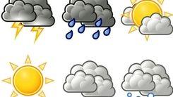 وضعیت آب و هوای ۵ اردیبهشت/ رگبار باران و وزش باد در استانهای ساحلی دریای خزر، تهران و البرز