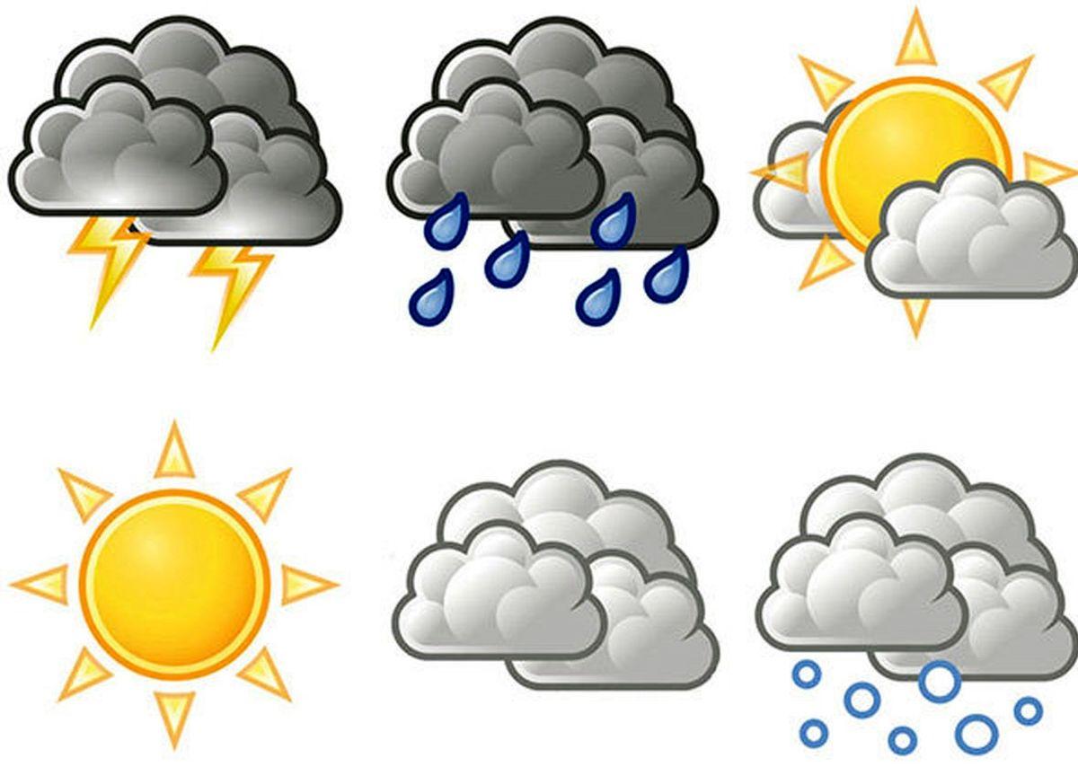 وضعیت آب و هوا در کشور/ بارش شدید باران در ۱۹ استان کشور/کاهش ۱۰ درجهای دمای هوا در برخی مناطق