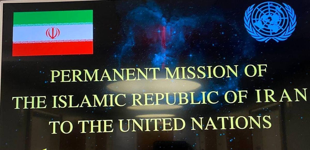 ادعای کذب امارات درباره جزایر سه گانه و خلیج فارس  ایاران پاسخ محکم داد